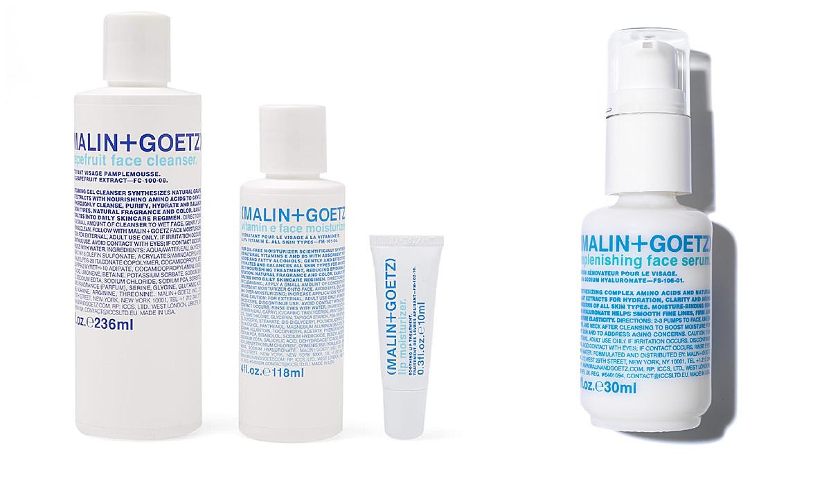 Malin & Goetz Skincare