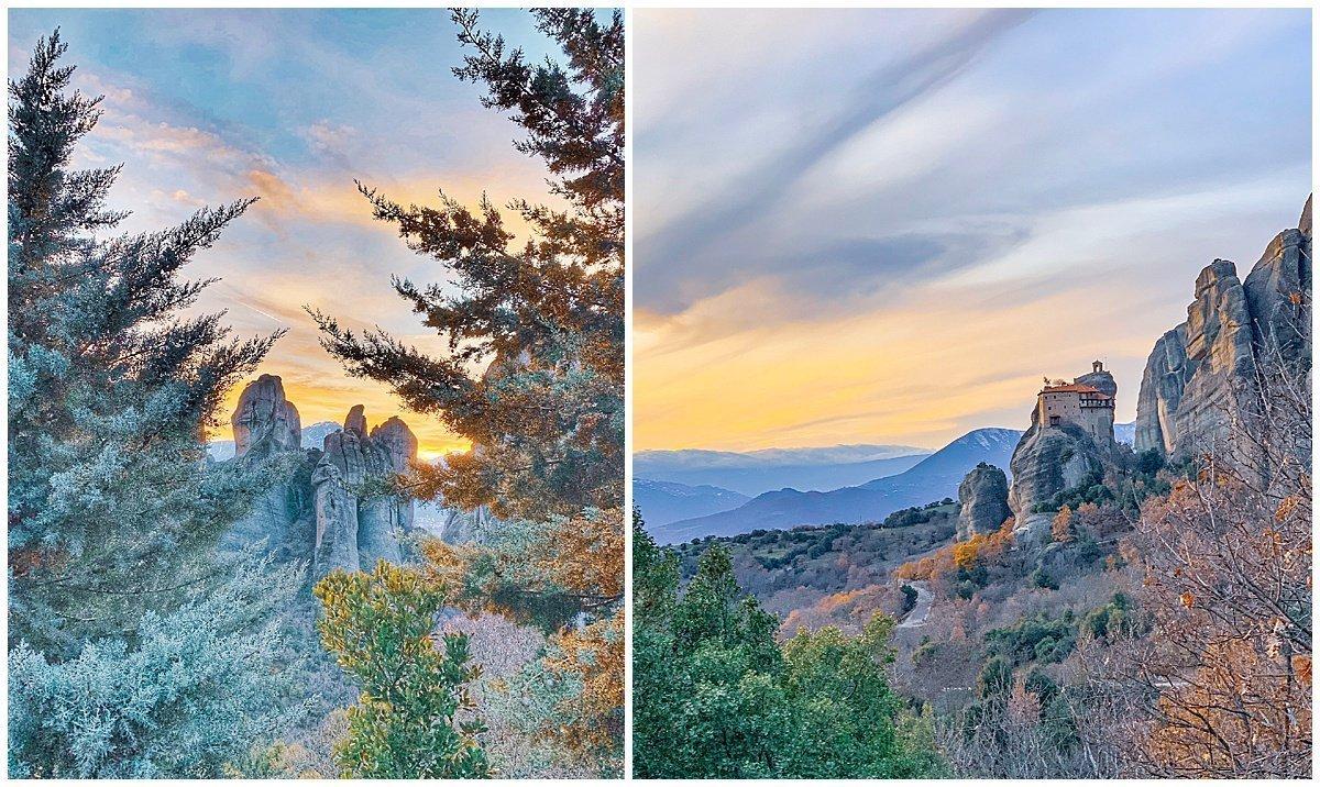 Meteora Monasteries UNESCO World Heritage Site