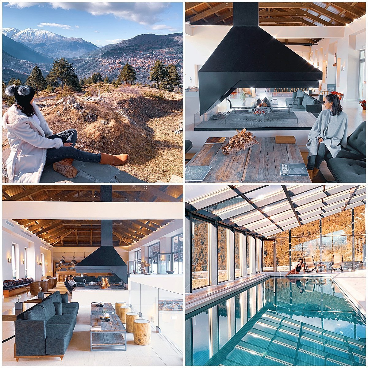 Grand Forest Metsovo Small Luxury Hotel