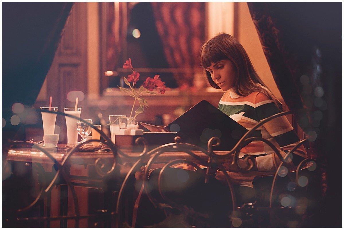Cosy London Date restaurant Romantic