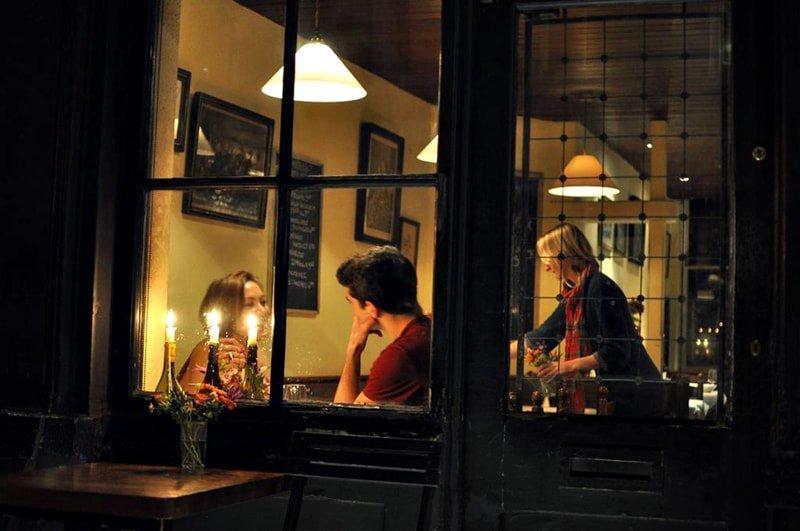 Andrew Edmunds Soho Restaurant London
