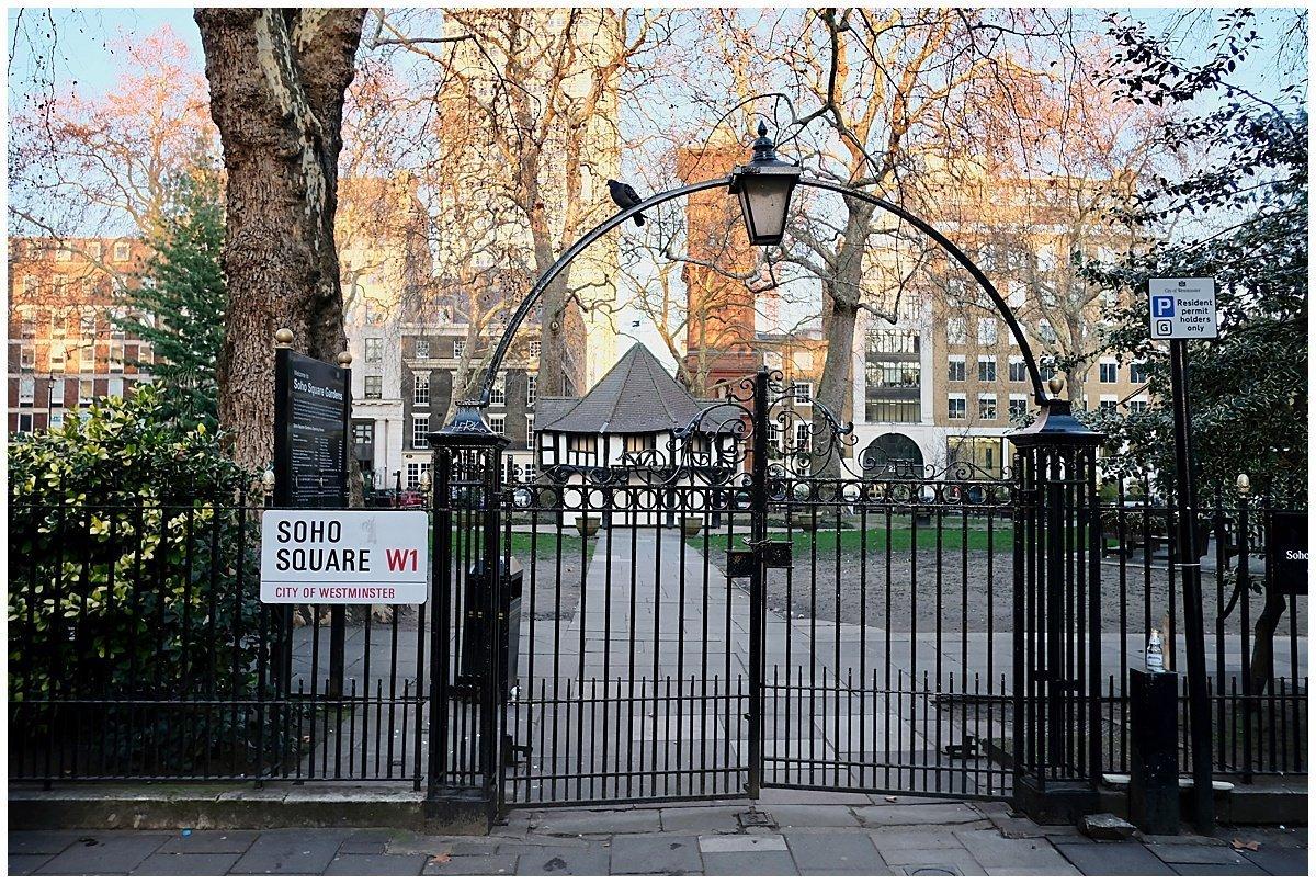 Soho Square London