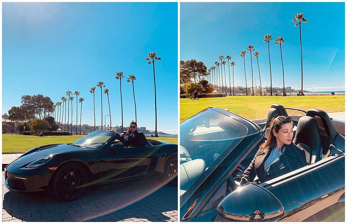 Porsche Boxster San Diego