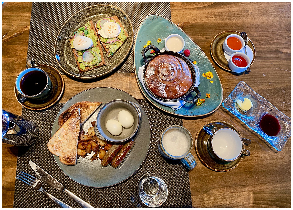 Rancho Valencia Breakfast Heaven