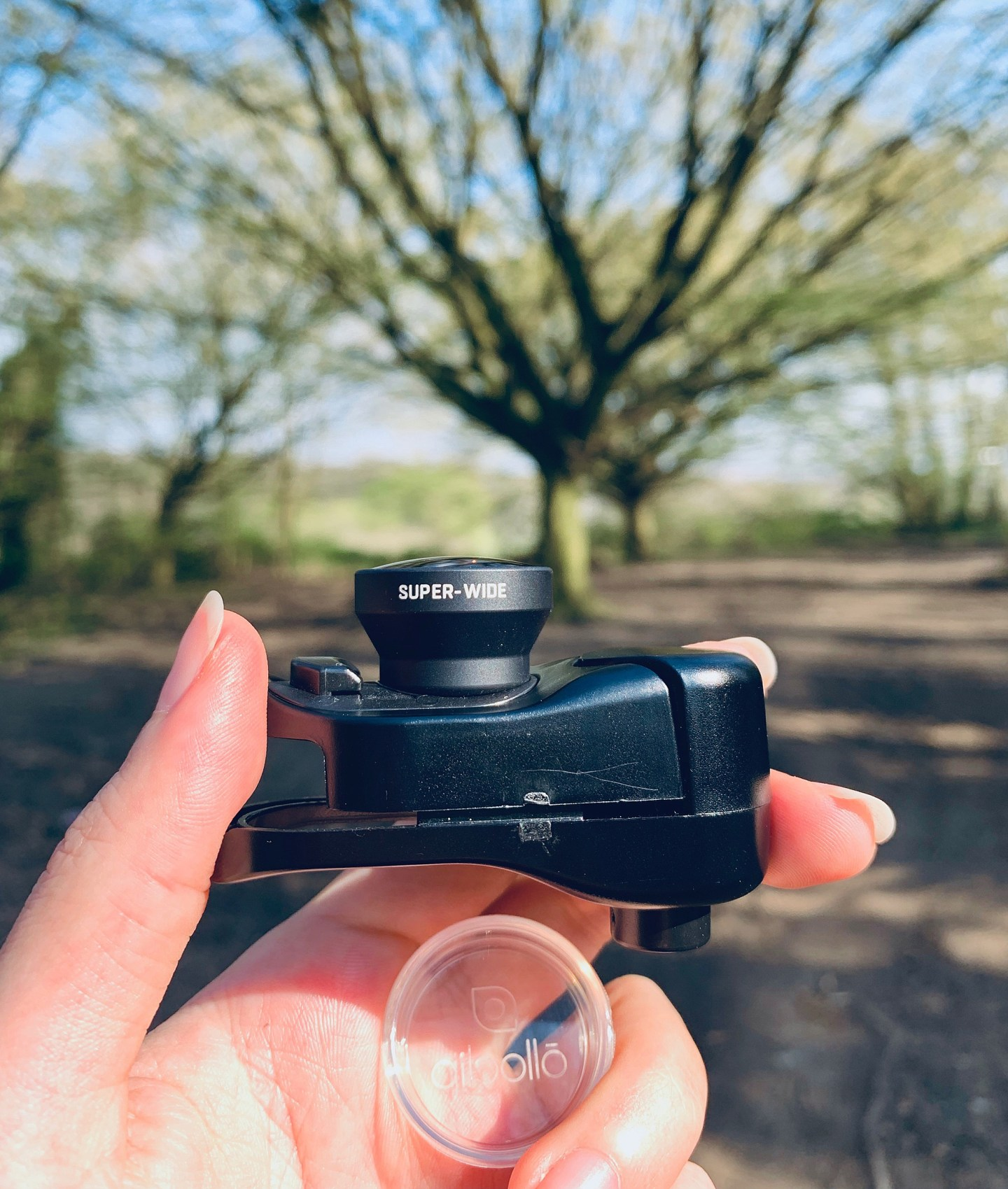 Olloclip Photography Lens Review for Smartphone