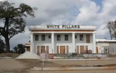 South Elevation, White Pillars Restaurant, Biloxi, MS Nov. 2012