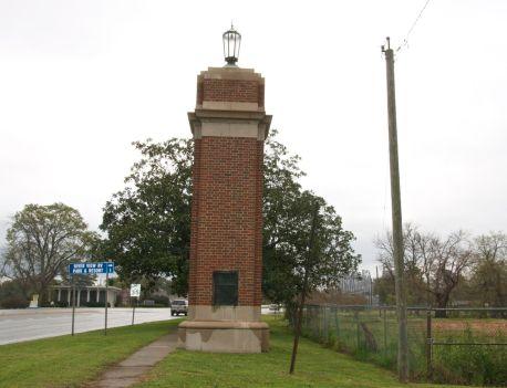 Tower and marker Vidalia