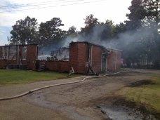 Houlka School Fire8