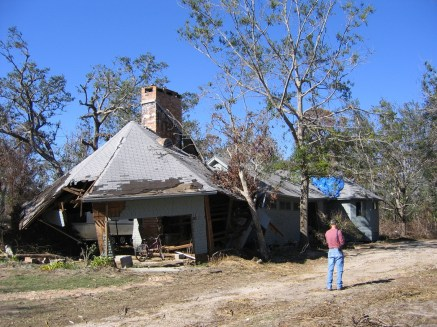 Charnley Norwood guest House. Ocean Springs Jackson County. MDAH 11-30-2005 from MDAH HRI db accessed 8-24-2014