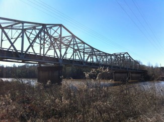 Hwy 26 Pascagoula River Bridge George County, MS 1-2015 (1)