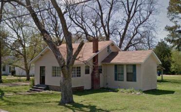 725 Main St. Tunica Tunica County Google Streetview, April 2014