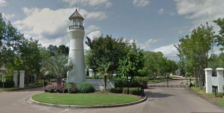 Second Bridge Pointe Lighthouse, c.600 A.D.