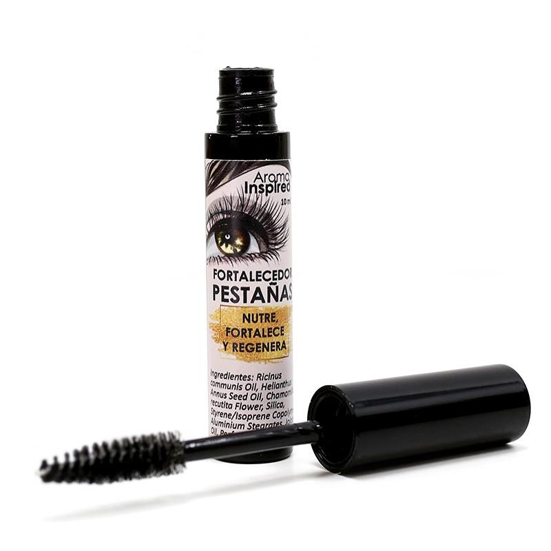 Aceite fortalecedor pestañas con aceite de ricino
