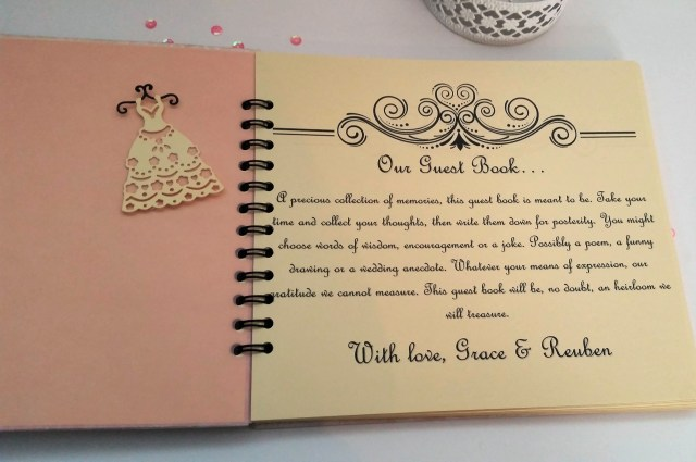 Wedding Guest Book 11