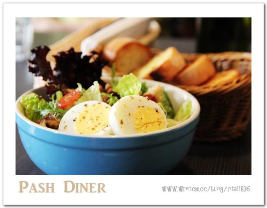 台中 pash diner傻子廚房 價位6