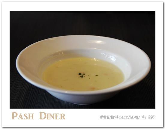 台中 pash diner傻子廚房 價位4