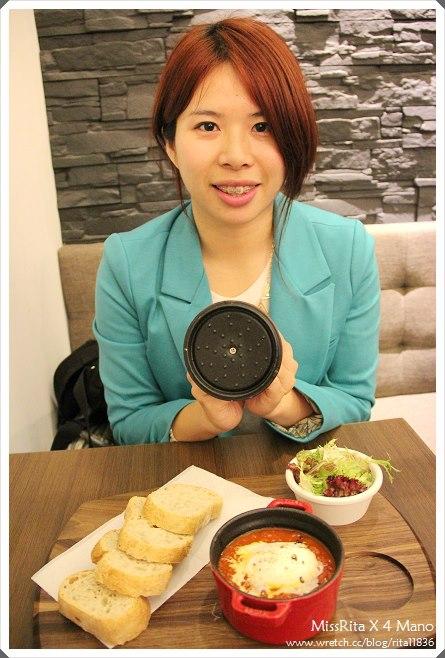 台北中正區 4Mano Caffé 4Mano 麻糬鬆餅11