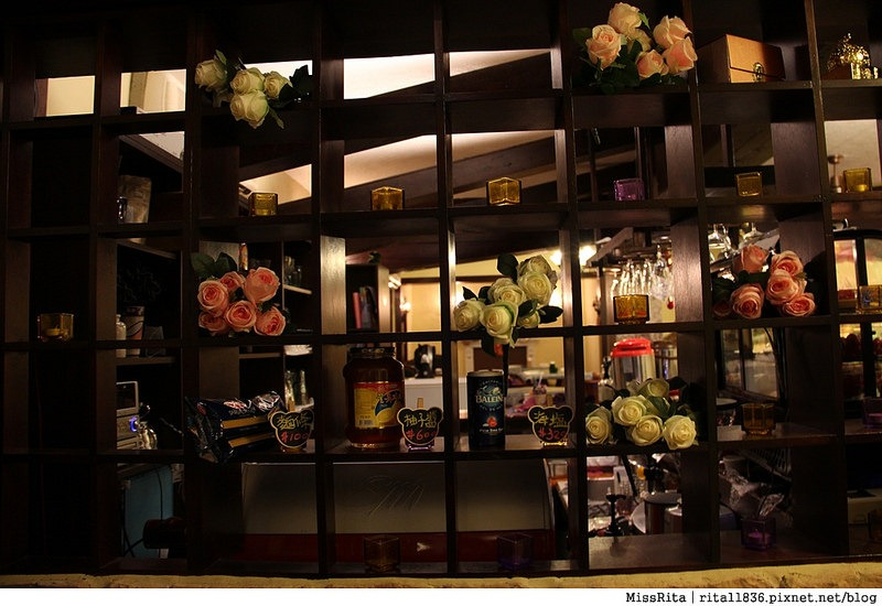 東海 藝術街 好吃 故事咖啡館11