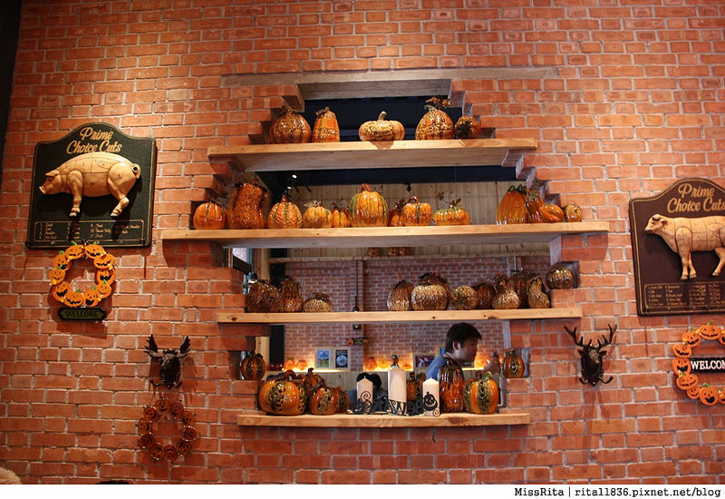 台中勤美好吃 南瓜屋魔女露露的廚房19