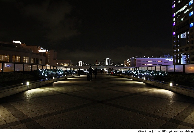 日本台場 鋼彈 彩虹大橋 自由女神 景點16