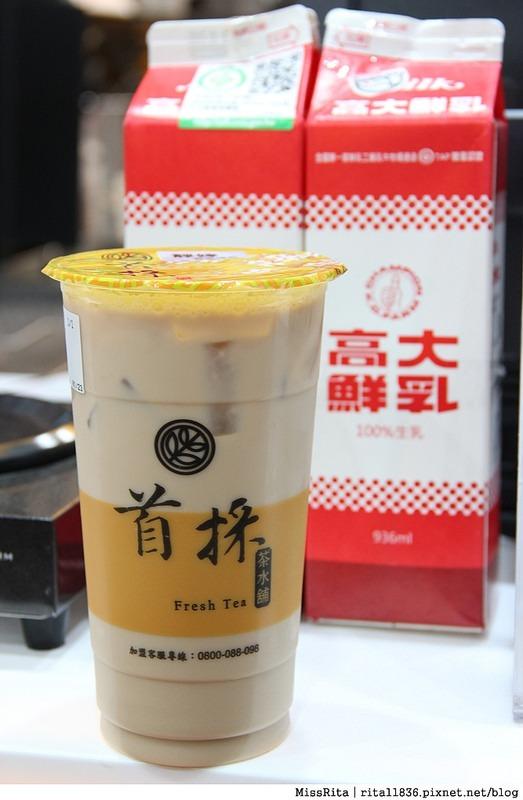 台中飲料 首採茶水鋪 潭子潭興店25