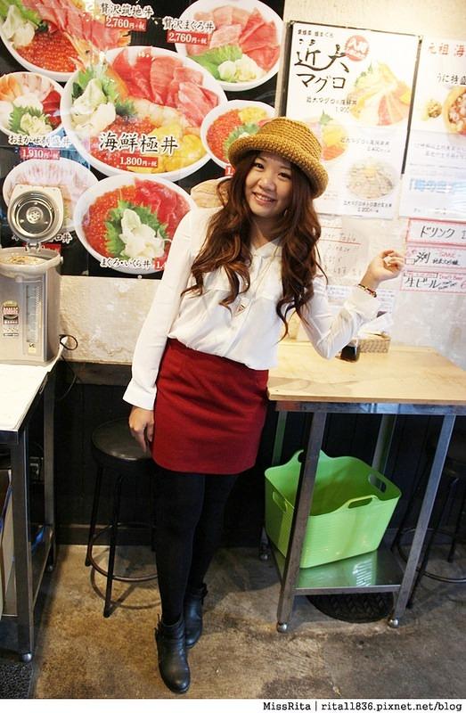 日本東京 築地市場 推薦美食 築地虎杖 魚河岸千兩 南店10