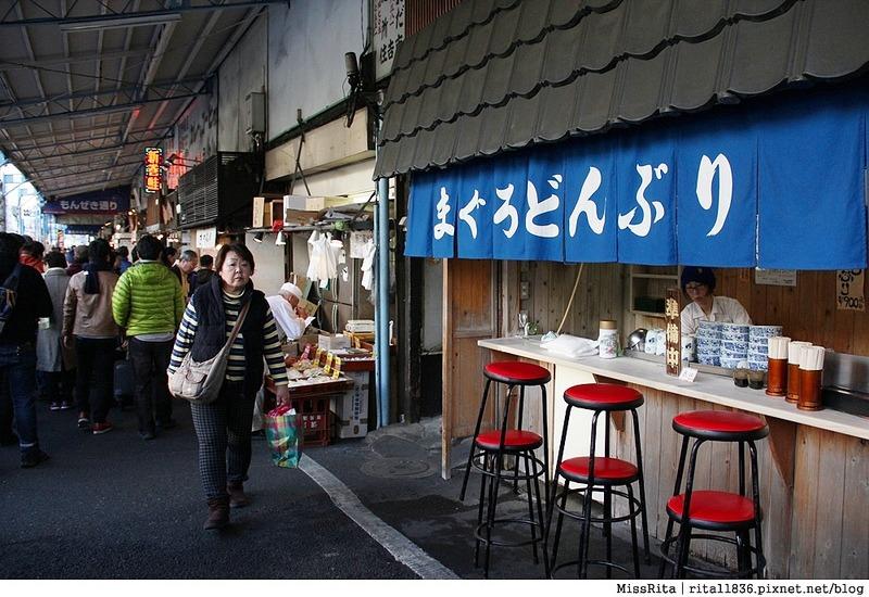 日本東京 築地市場 逛街 生魚片 丼飯 推薦美食8