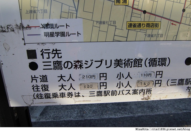 東京 好玩景點 三鶯之森吉力卜宮崎駿美術館 井之頭恩賜公園3