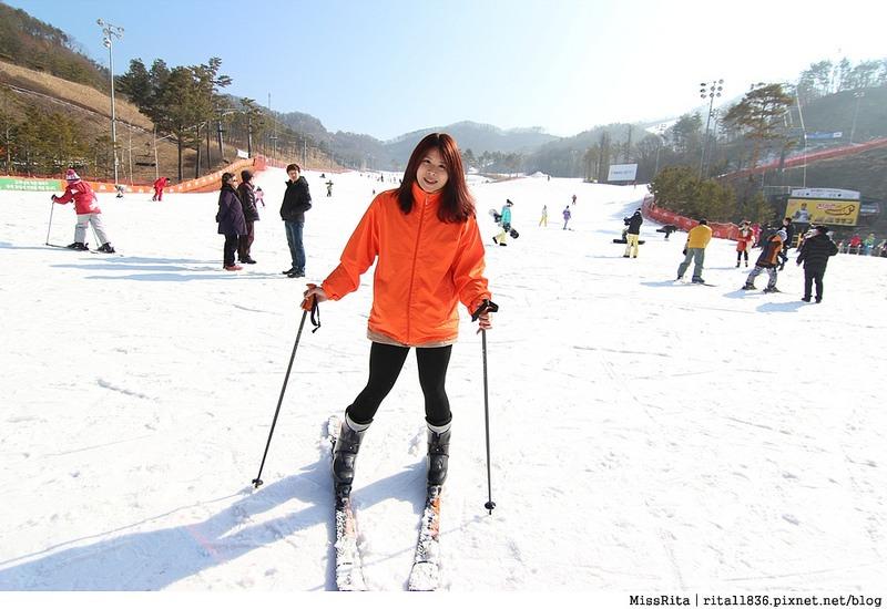 韓國 好玩 好吃 好買 旅遊推薦 首爾 南怡島 明洞 滑雪15