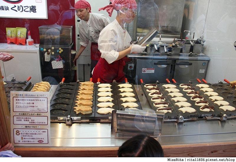 日本東京 吉祥寺好買好逛好吃 吉祥寺美食 吉祥寺炸肉丸 吉祥寺鯛魚燒2
