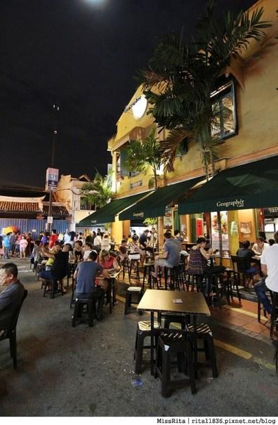 馬來西亞 馬六甲好玩 雞場街 雞場街夜市 地理學家咖啡館40