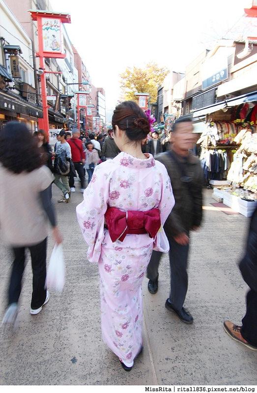 日本東京 東京和服體驗 淺草和服 淺草七變化 淺草七變化預約教學32