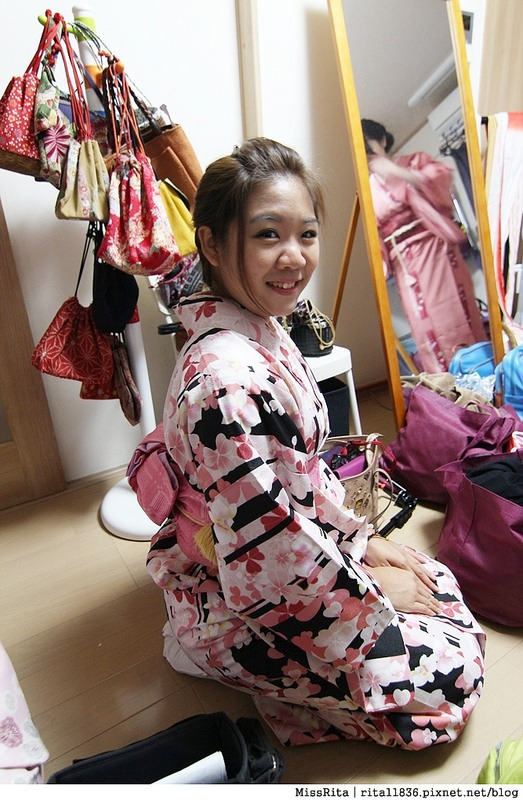 日本東京 東京和服體驗 淺草和服 淺草七變化 淺草七變化預約教學16
