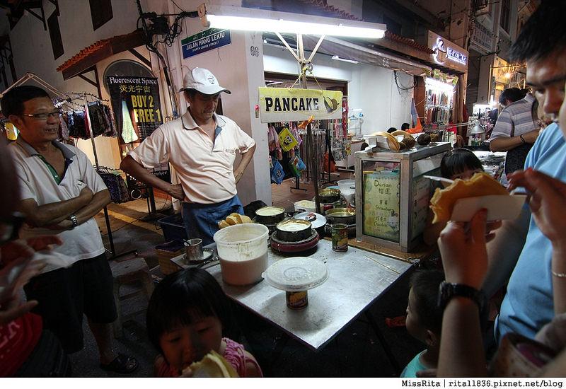 馬來西亞 馬六甲好玩 雞場街 雞場街夜市 地理學家咖啡館37