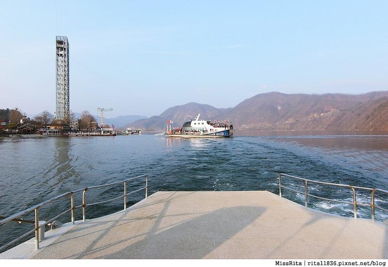 韓國 旅遊 韓國好玩 韓國 南怡島 韓劇景點 冬季戀歌場景 南怡島5