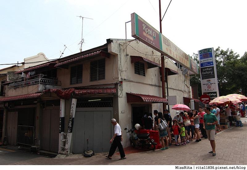 馬來西亞 馬六甲好玩 雞場街 雞場街夜市 地理學家咖啡館30