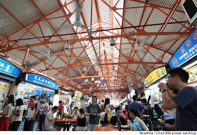 新加坡好吃 新加坡海南雞飯 天天海南雞飯 麥士威熟食中心 maxwell food centre Singapore hainan chicken rice 興興海南雞飯4
