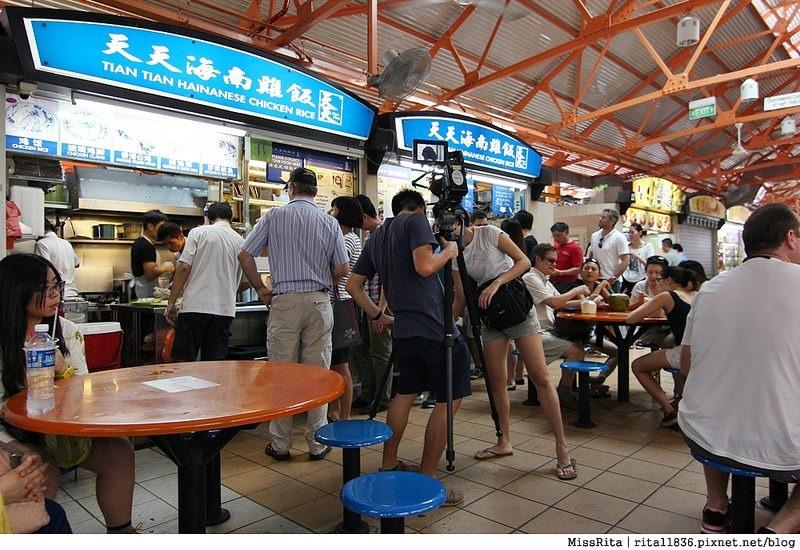 新加坡好吃 新加坡海南雞飯 天天海南雞飯 麥士威熟食中心 maxwell food centre Singapore hainan chicken rice 興興海南雞飯28