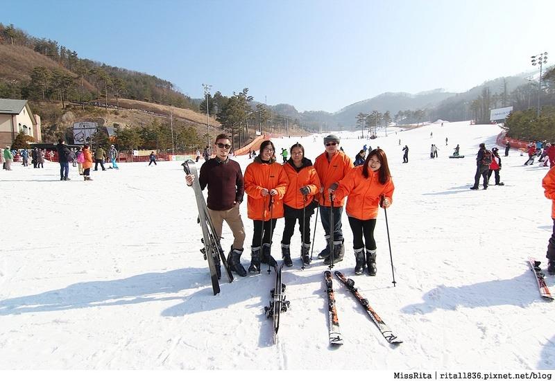 韓國滑雪 韓國滑雪度假村 韓國滑雪場 奧麗山莊渡假村 Oak Valley Oak Valley滑雪場 江原道滑雪 韓國滑雪推薦 오크밸리스키장6