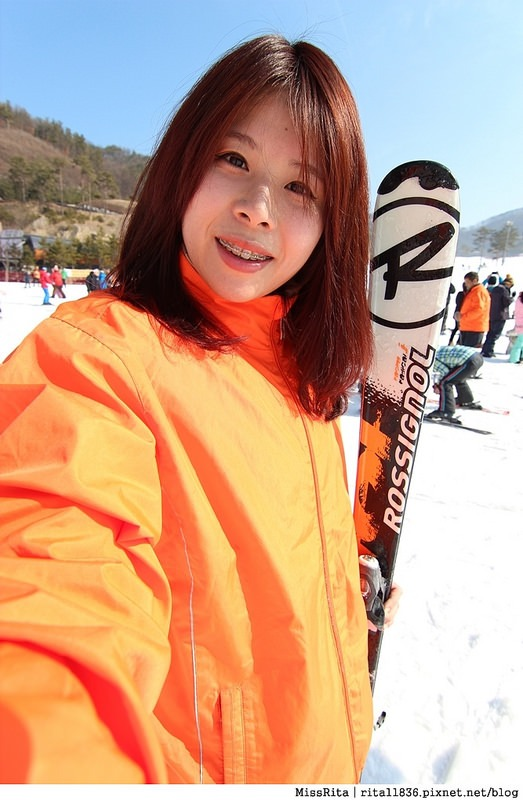 韓國滑雪 韓國滑雪度假村 韓國滑雪場 奧麗山莊渡假村 Oak Valley Oak Valley滑雪場 江原道滑雪 韓國滑雪推薦 오크밸리스키장13