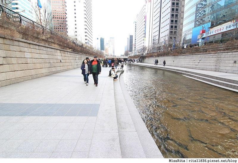 韓國自由行 韓國景點 韓國清溪川 清溪川 韓國東大門清溪川 首爾景點 東大門景點15