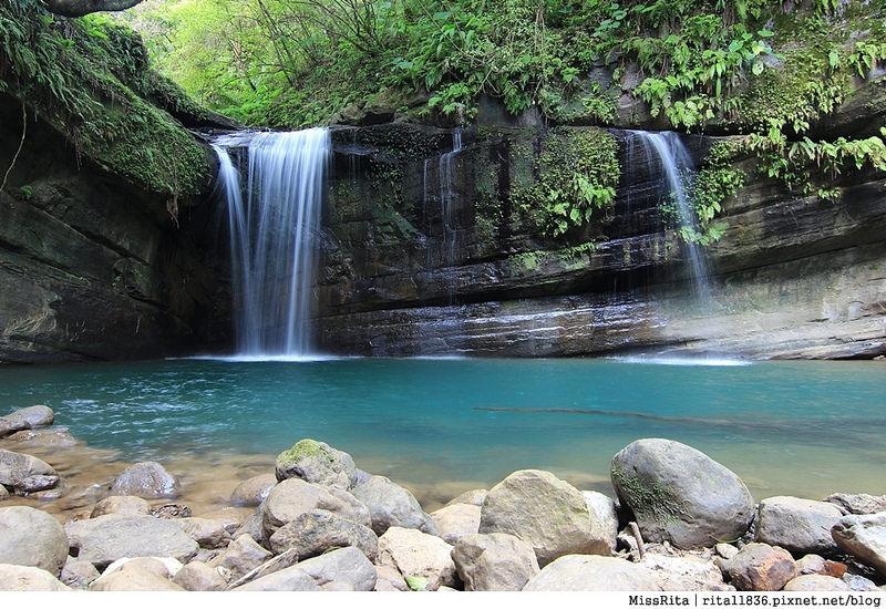 望古瀑布 平溪秘境 平溪線景點 望古車站 望古瀑布群 台灣瀑布 望古瀑布步道10