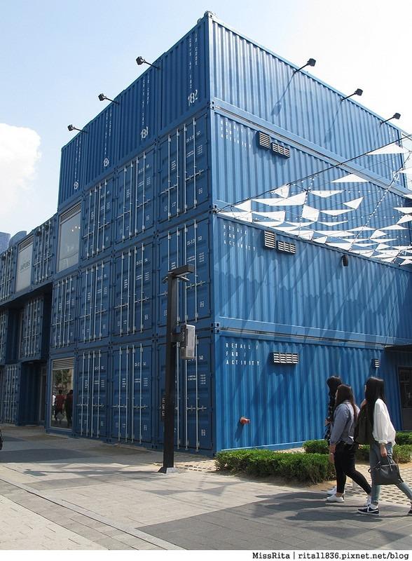 首爾景點 藍色貨櫃屋 common ground 首爾建大 建大捷運站 首爾潮流 2016韓國景點 韓國團體 韓國自由行 世界最大貨櫃屋商城 建大貨櫃屋商場 MARKET GROUND 12