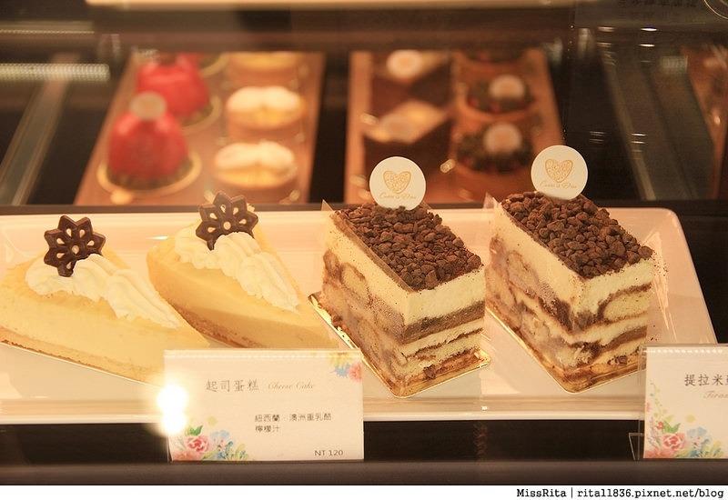 金心盈福 Cuore D'oro法義甜點 台中法式甜點 台中甜點 台中下午茶 台中推薦甜點 義式冰淇淋2