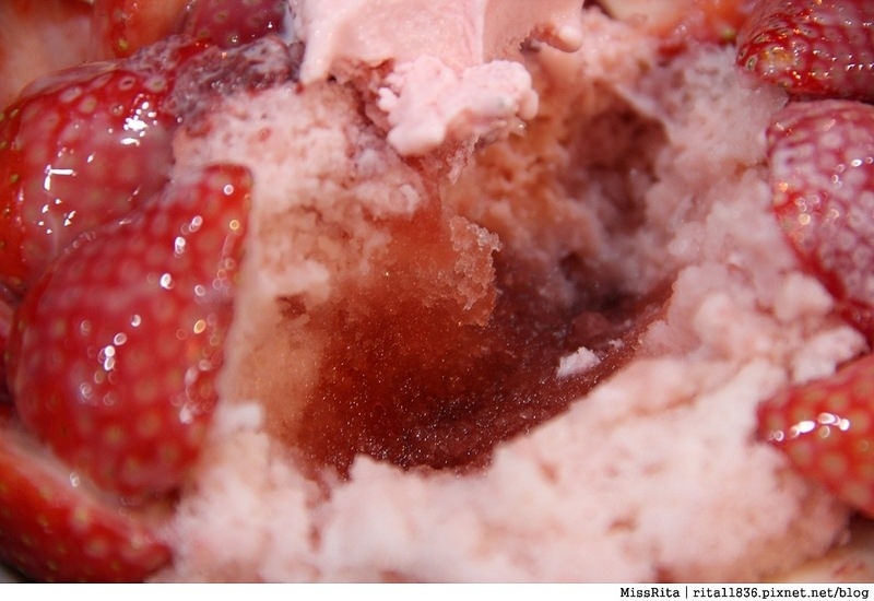 台中冰 台中美食 博館路好吃 有春冰果室 草莓冰 鳳梨冰 有春冰 平價冰店18