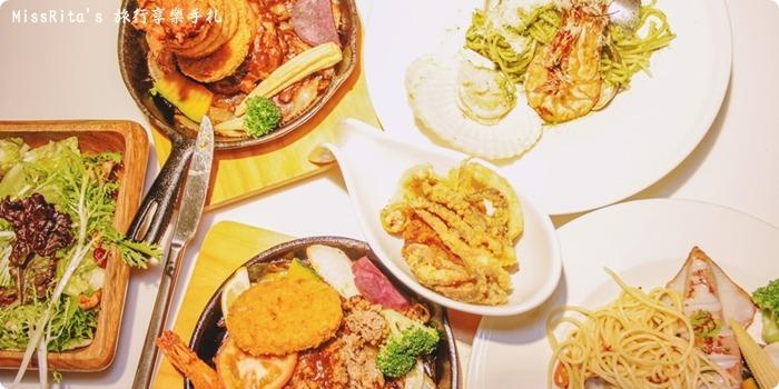 台中美食 台中日法料理 台中推薦 ping18 大墩十八街美食 ping18日法輕食 品十八 台中好吃 台中聖誕 聖誕美食0-