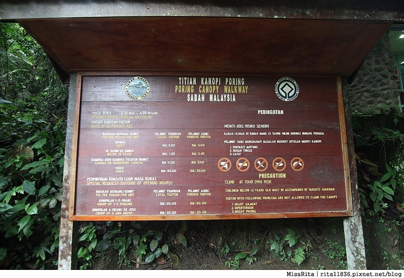 馬來西亞自由行 馬來西亞 沙巴 沙巴自由行 沙巴神山 神山公園 KinabaluPark Nabalu PORINGHOTSPRINGS 亞庇 波令溫泉 klook 客路 客路沙巴 客路自由行 客路沙巴行程57