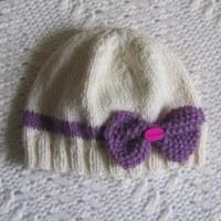 Bow Hat DIY (patrón gratis)