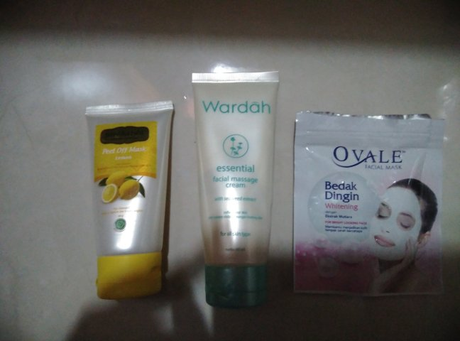 Masks that not really work for me