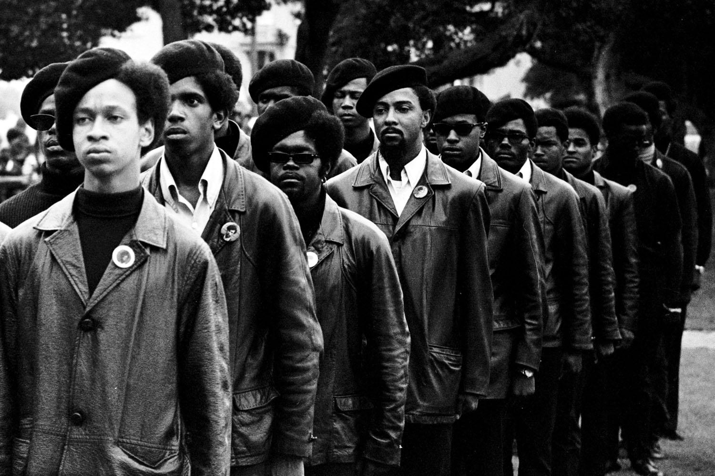 Stephen Shames The Black Panthers